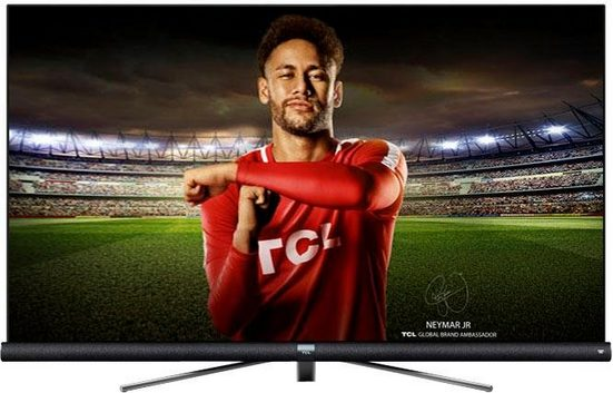 TCL 55DC766 LED-Fernseher (139 cm/55 Zoll, 4K Ultra HD, Smart-TV)