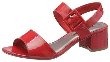Tamaris »Koli« Sandalette im glänzenden Look