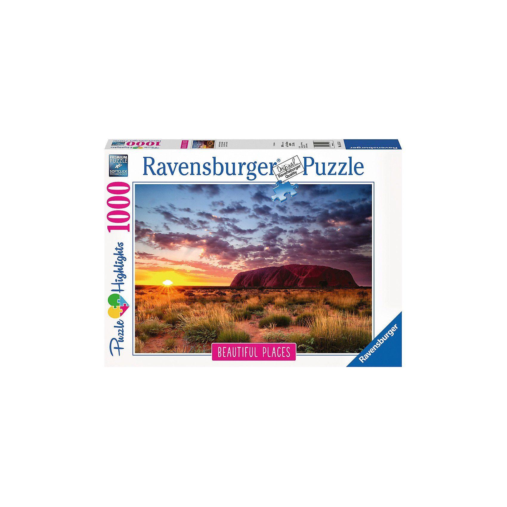 Ravensburger Ayers Rock in Australien 1000 Teile