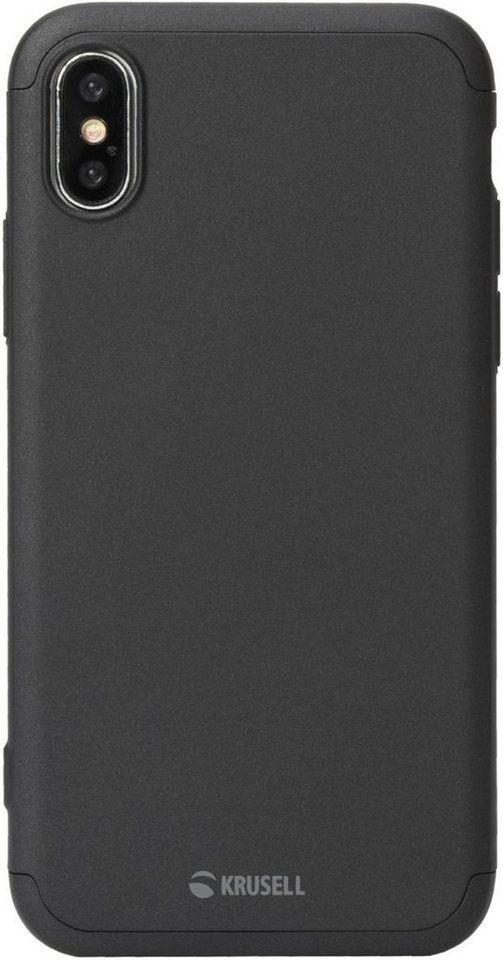 krusell handytasche arvika 3 0 cover f r iphone xs. Black Bedroom Furniture Sets. Home Design Ideas