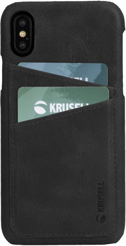 Taschen, Hüllen - Krusell Handytasche »Sunne 2 Card Cover für iPhone XS«  - Onlineshop OTTO