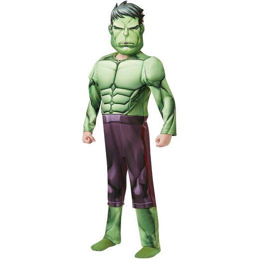 Rubie´s Kostüm Hulk Avengers Assemble Deluxe