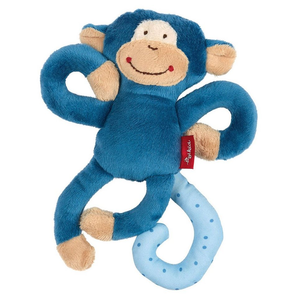 Sigikid Anhänger Affe, blau (42169) online kaufen