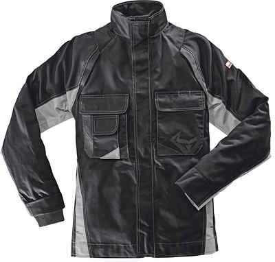 Bekleidung & Schutzausrüstung HELLY HANSEN Jacke Aker Softshell dunkelgrau-schwarz Gr Funsport XL