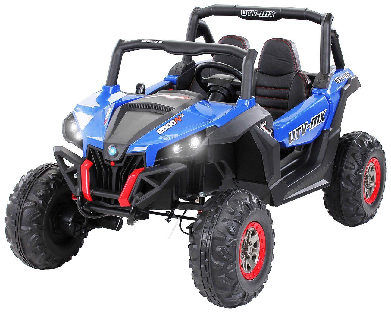 ACTIONBIKES MOTORS Elektroauto »Buggy MX Allrad«, für Kinder ab 3 Jahre, 12 Volt, inkl. Fernsteuerung