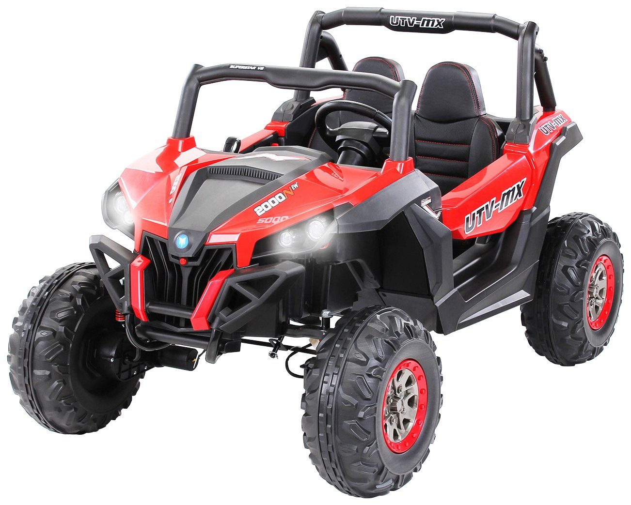 ACTIONBIKES MOTORS Elektroauto »Buggy MX Allrad 4x4«, für Kinder ab 3 Jahre, elektrisch, inkl. Fernsteuerung