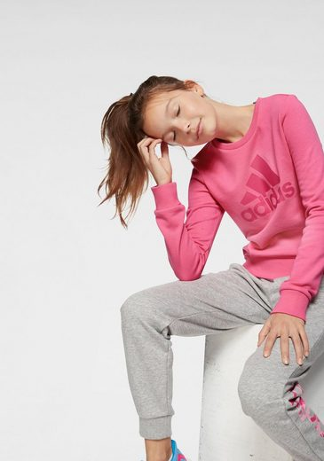adidas Performance Sweatshirt »YOUNG GIRL MUST HAVE BATCH OF SPORT CREW«