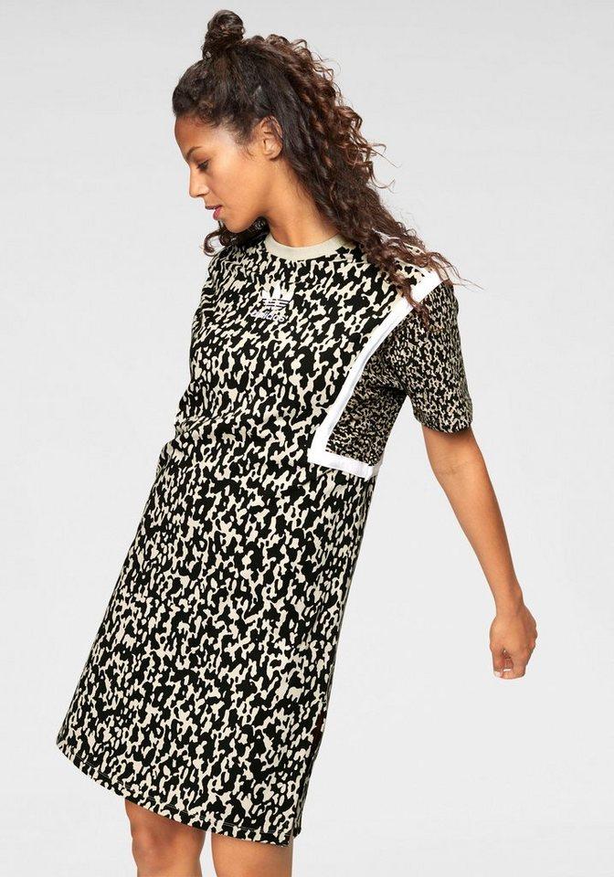 autumn shoes discount sale huge inventory adidas Originals Jerseykleid »LEOFLAGE TEE DRESS« | OTTO