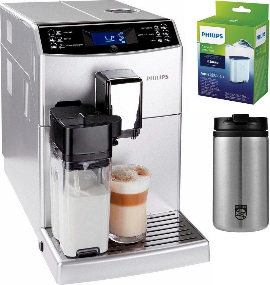 Philips Kaffeevollautomat 3100 Serie Ep3551/10