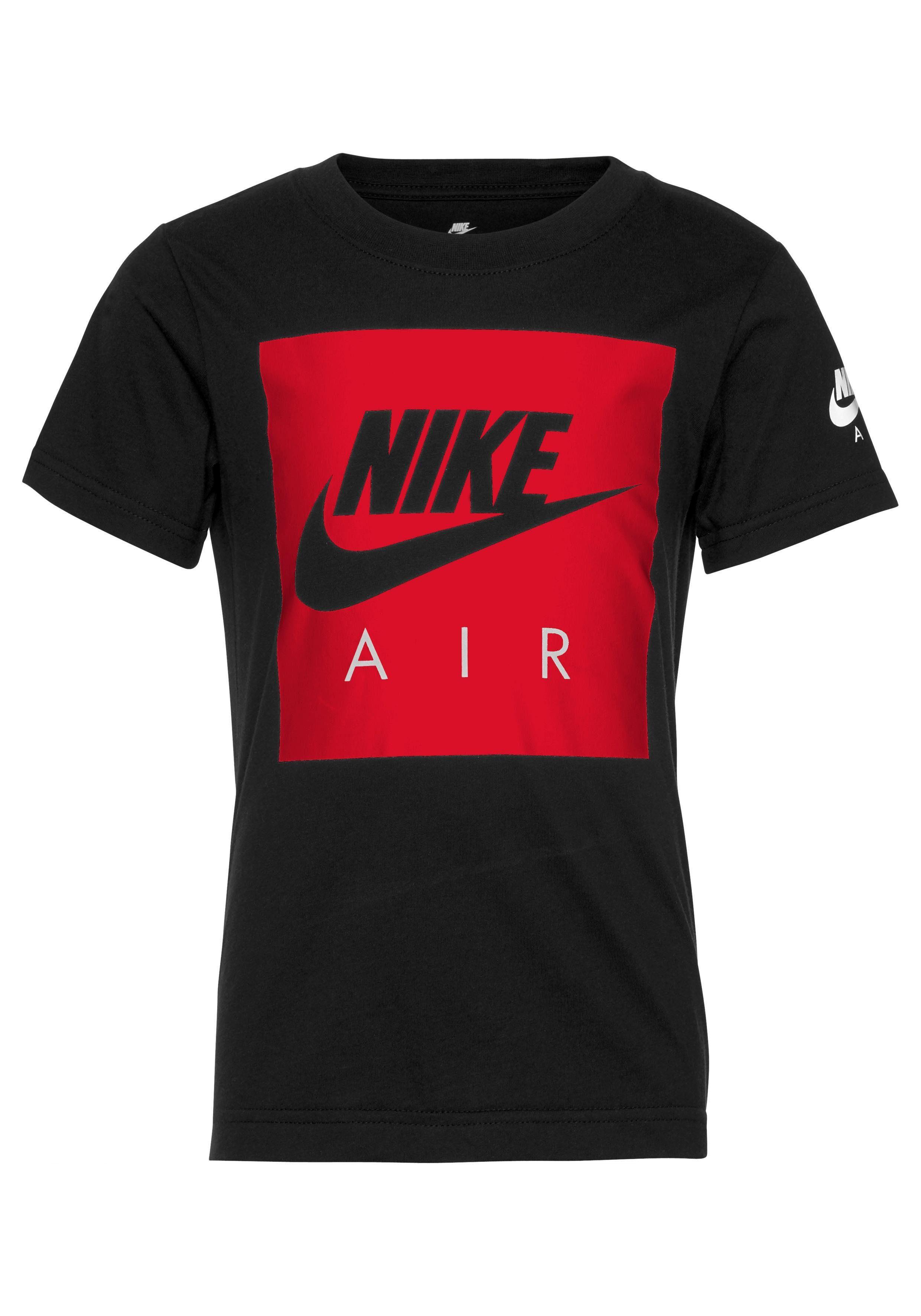 Nike Sportswear T Shirt »NIKE AIR BOX LOGO SHORTSLEEVE TEE« online kaufen   OTTO