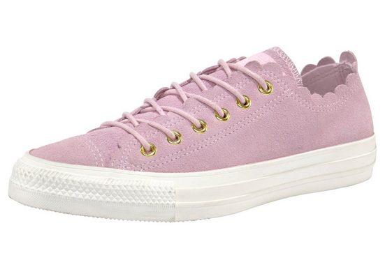 Converse »Chuck Taylor All Star Ox Veloursleder« Sneaker