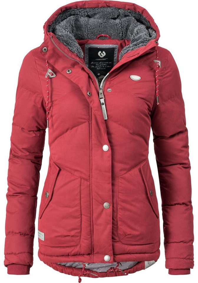 Ragwear winter jacke damen