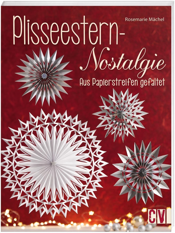 """Buch """"Plisseestern-Nostalgie"""" 48 Seiten"""