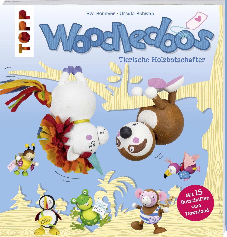 "Topp Buch ""Woodledoos"" 96 Seiten"