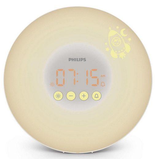Philips Tageslichtwecker »HF3503/01 Wake Up Light for Kids«