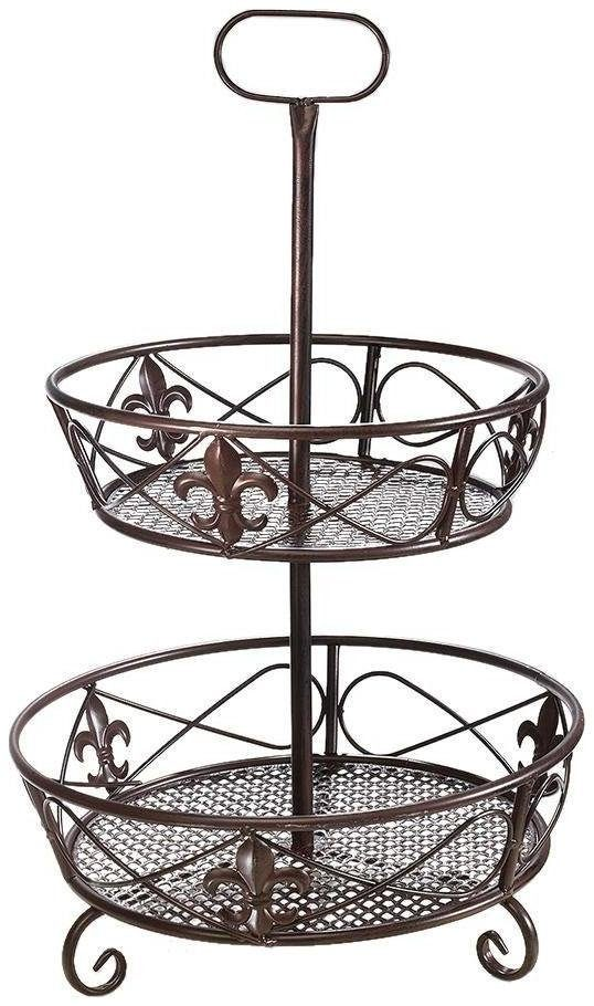 Home affaire Etagere, 2-stufig, rund