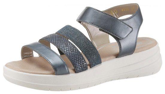 Remonte Sandale mit praktischem Klettverschluss