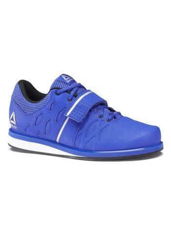 Herren Reebok Lifter PR Fitnessschuh blau | 04059808412887