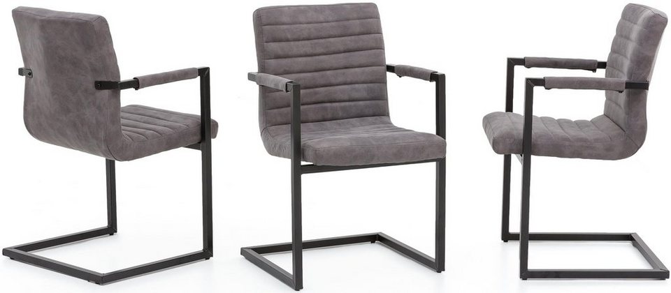 Freischwinger Premium Collection By Home Affaire Parzival 2er