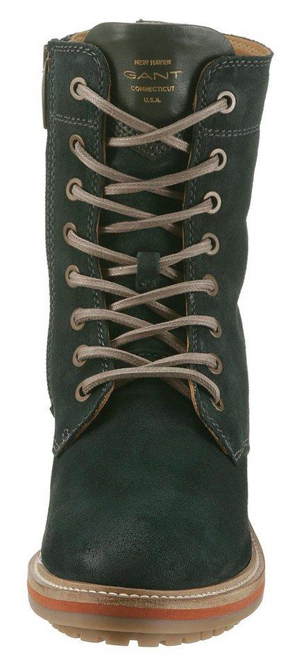 Gant Footwear »Natalie« Schnürboots mit Warmfutter