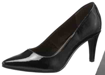 Tamaris »Seagull« Pumps in eleganter spitzer Form