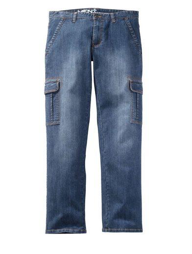 Men Plus by Happy Size Cargo-Jeans