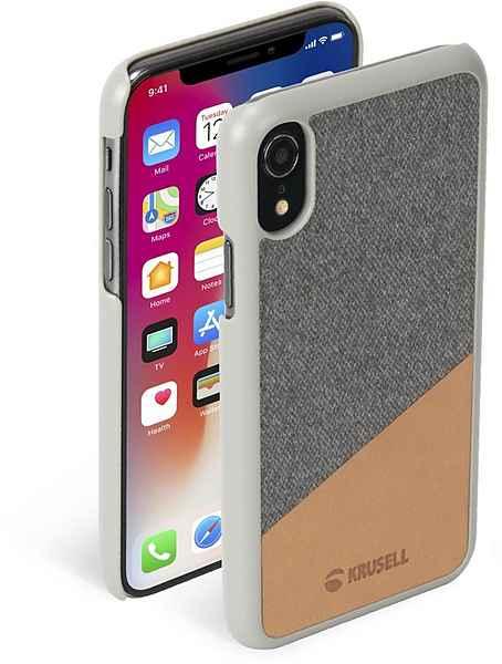 hellgrau Xr« Krusell Handytasche »tanum Iphone Beige Cover Für wOnPk08X