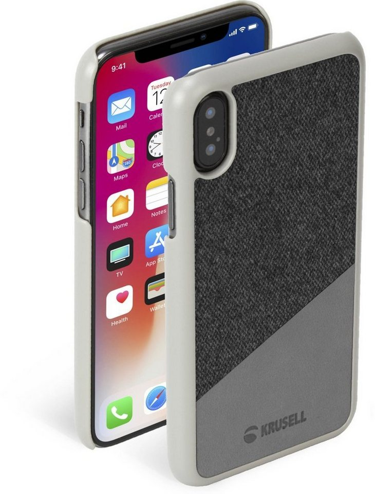 krusell handytasche tanum cover f r iphone xs otto. Black Bedroom Furniture Sets. Home Design Ideas