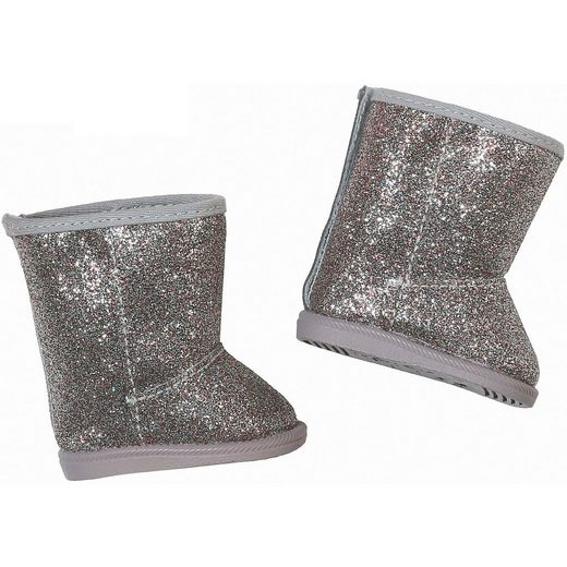 Zapf Creation® BABY born® Winterboots, silver