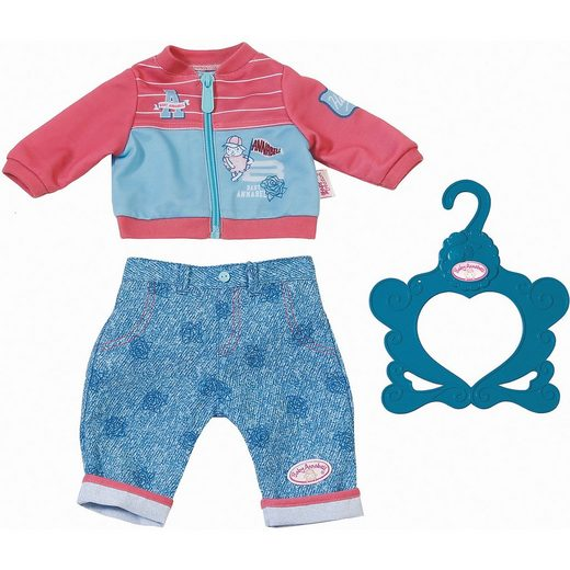 Zapf Creation® Baby Annabell® Play Outfit w. pink jacket