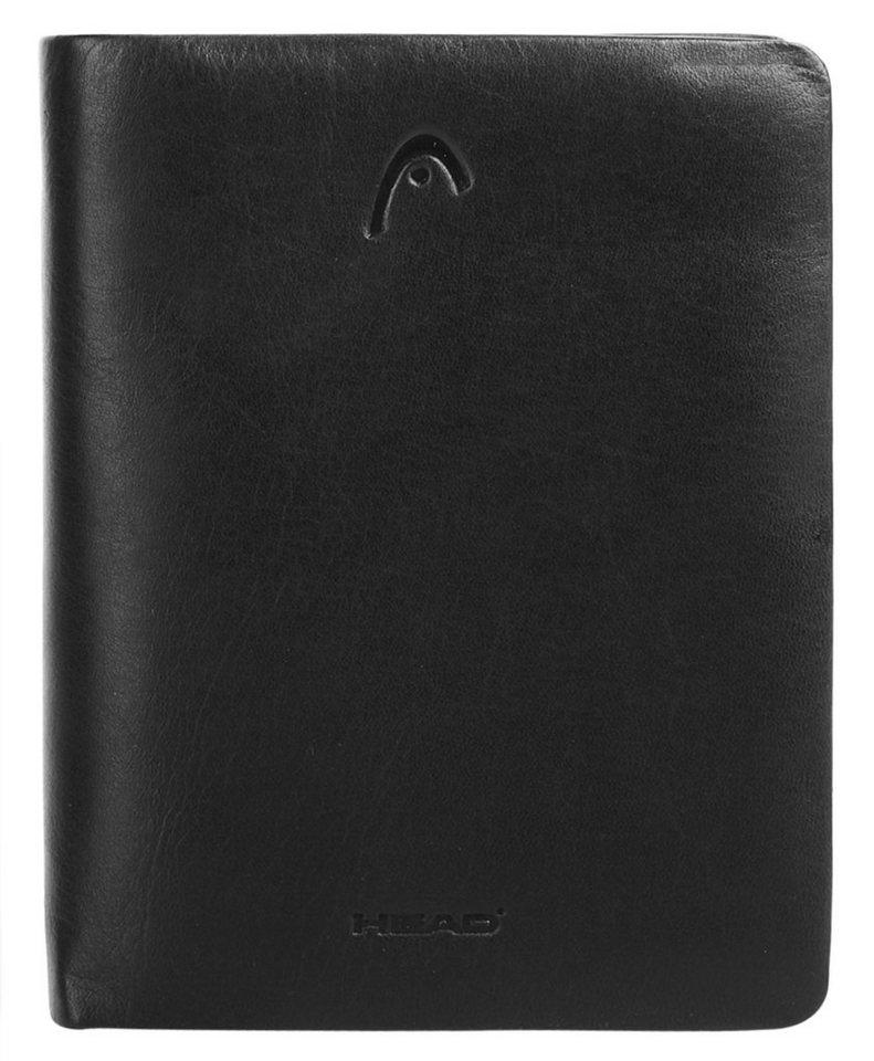 Herren Head Geldbörse »EDGE-RFID«, Fotofach schwarz  Kleinlederwaren