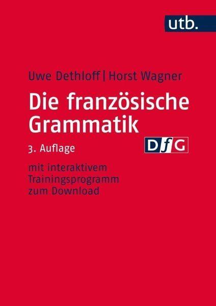 Broschiertes Buch »Die französische Grammatik«