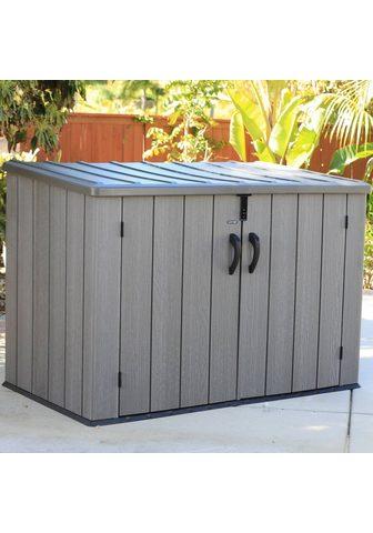 LIFETIME Dėžė dviračiui/šiukšlių konteineriui »...