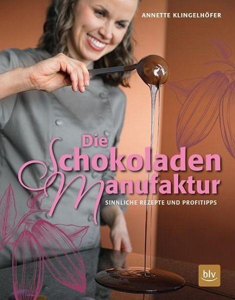 Gebundenes Buch »Die Schokoladen-Manufaktur«