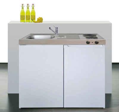 Singleküche mit kühlschrank  Singleküche & Miniküchen online kaufen | OTTO