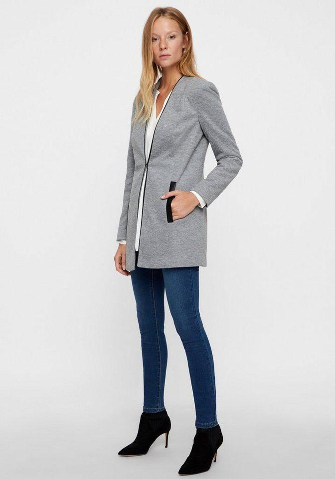 Vero Moda Longblazer »GAIL«   Bekleidung > Blazer > Longblazer   Grau   Vero Moda