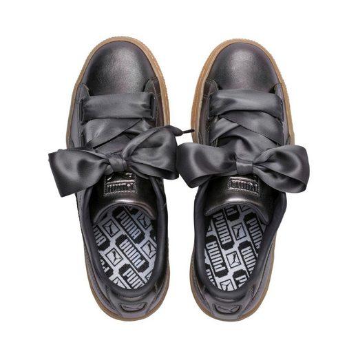 Puma »basket Wn´s« Heart Luxe Sneaker XZvHxwFq
