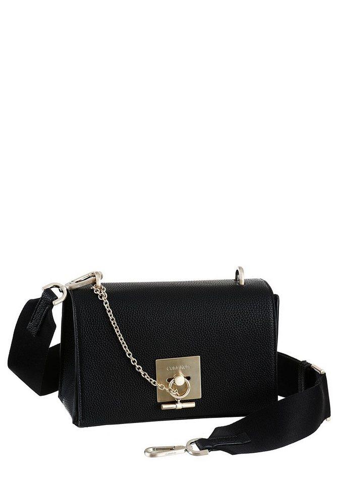 Calvin Klein Mini Bag »CK LOCK«, mit extravaganten Verschluss
