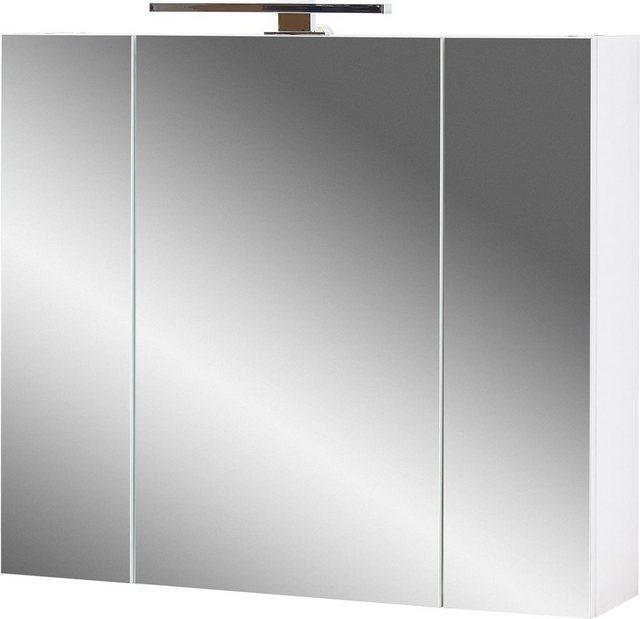 Badezimmer Sets - GERMANIA Badmöbel Set »Pescara«, (Set, 2 tlg)  - Onlineshop OTTO