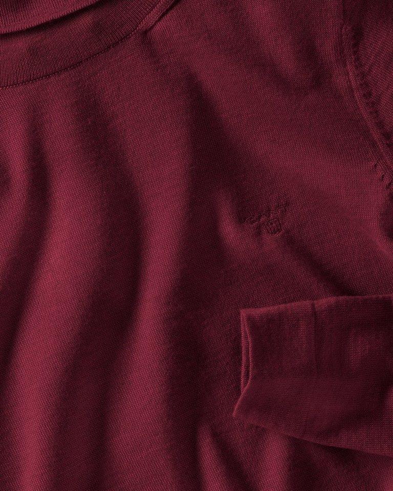 Gant Pullover mit Stehkragen