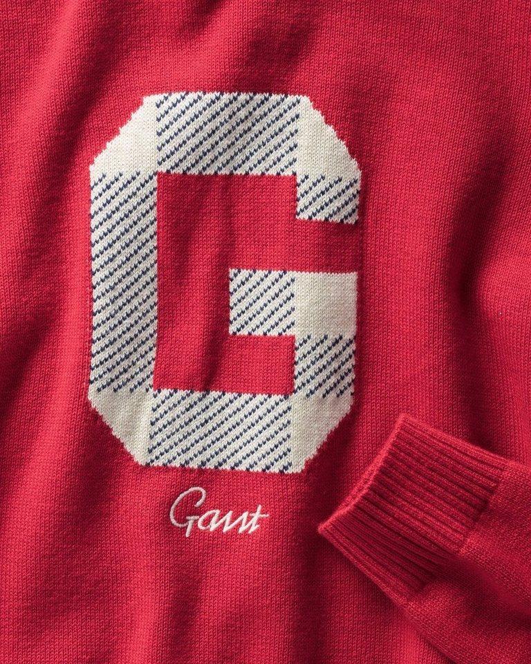 Gant Pullover mit Logo
