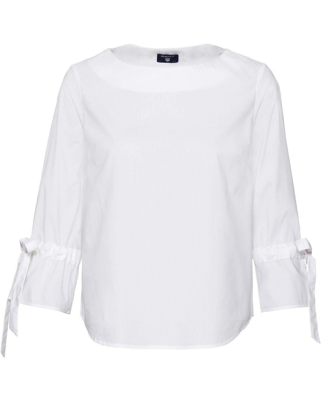 Gant Bluse mit Schleifen