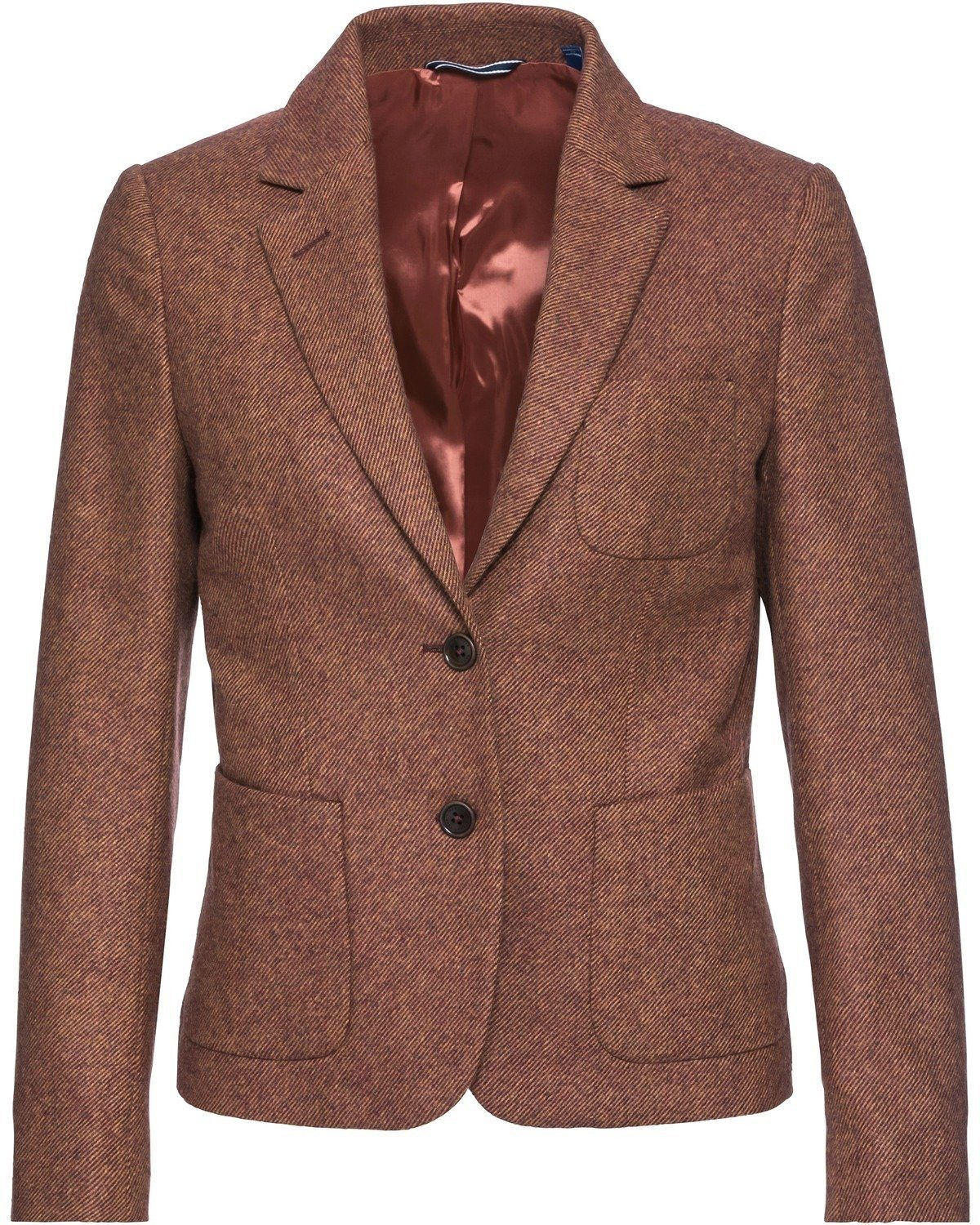 Gant Wollblazer mit Patches