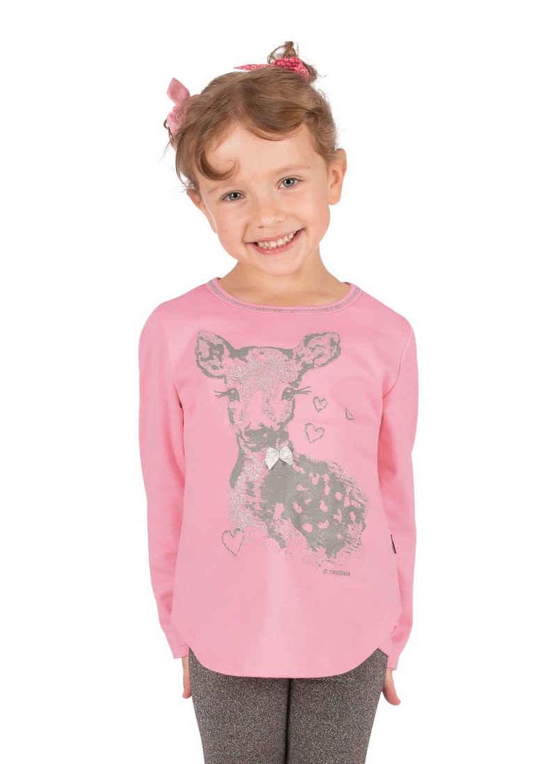 Trigema Sweater mit Bambi