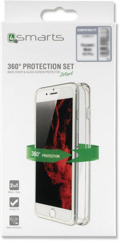4smarts zubeh r 360 protection set f r iphone xr 2018. Black Bedroom Furniture Sets. Home Design Ideas
