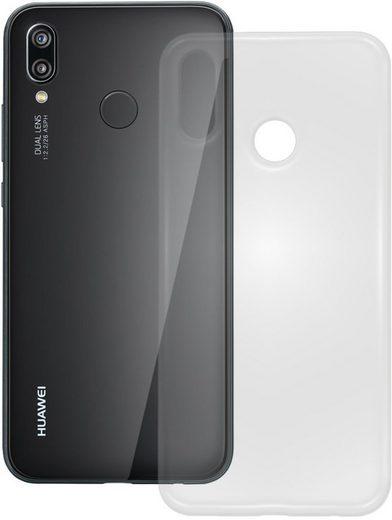 PEDEA Handytasche »Soft TPU Case für Huawei P20 Lite«
