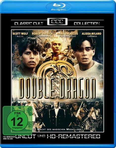 Blu-ray »Double Dragon«