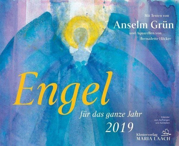 Kalender »Engel für das ganze Jahr 2019«