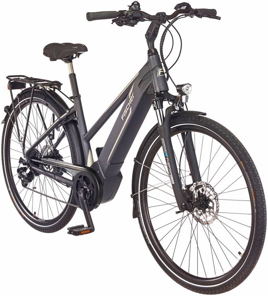 fischer fahrraeder e bike trekking damen viator 5 0 i. Black Bedroom Furniture Sets. Home Design Ideas