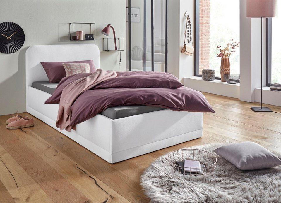 Westfalia Schlafkomfort Polsterbett In 3 Bezugsqualitaten Online Kaufen Otto